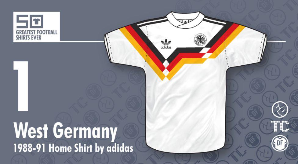 Las 50 camisetas más bonitas en la historia del fútbol - AS México 8cb5bfb924ba1