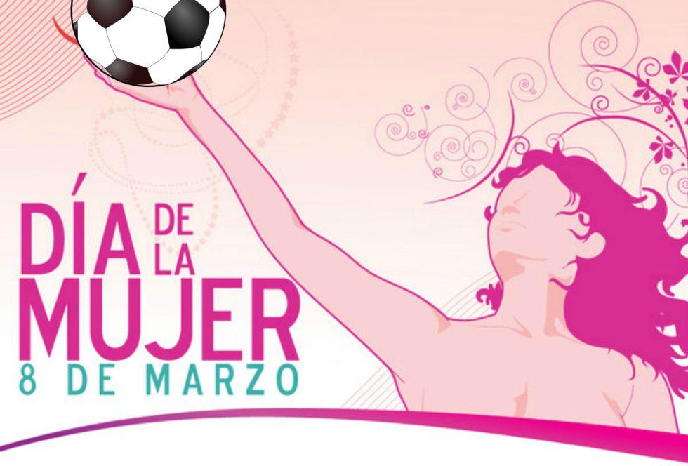 El Futbol Celebra El Dia Internacional De La Mujer As Mexico ¡feliz día de la mujer! internacional de la mujer