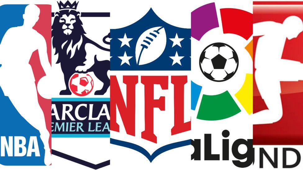 Las ligas deportivas con más ingresos en el mundo