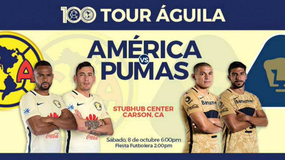 Encantador radio tubo  América vs Pumas (1-0): Resumen del partido y goles - AS México