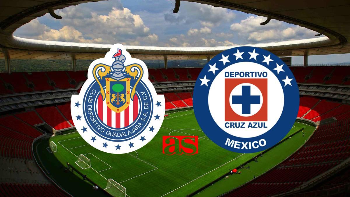 Chivas Cruz Azul 3 2 Resumen Resultado Y Goles Liga Mx