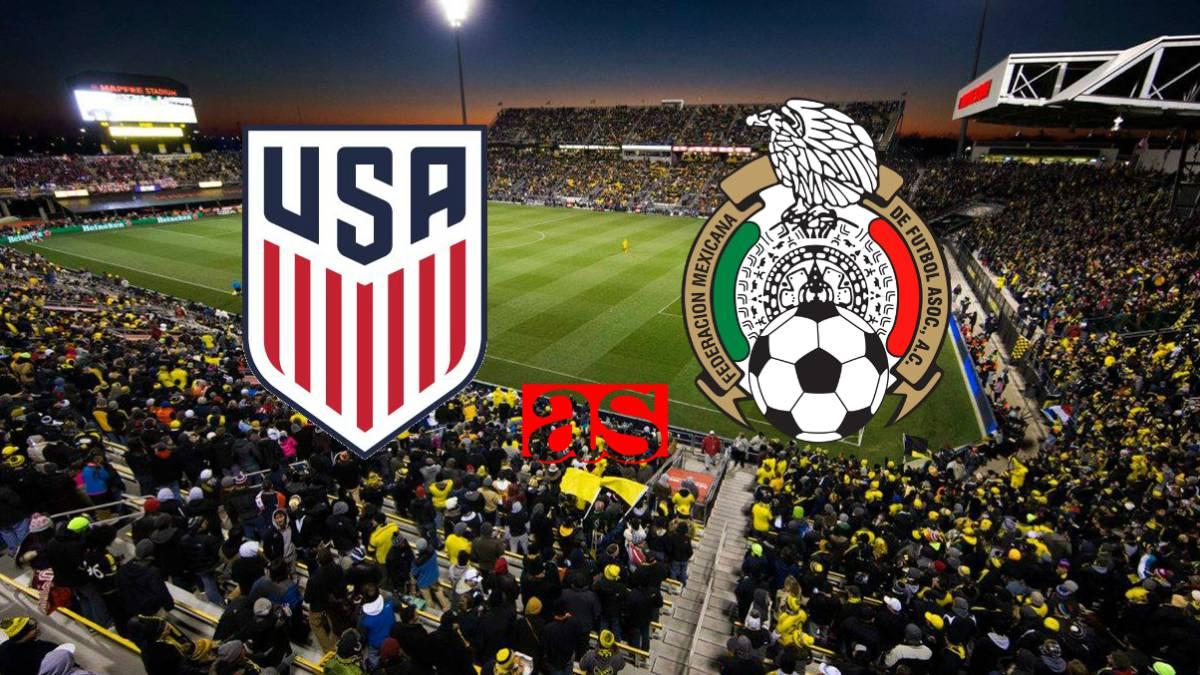 Estados Unidos Vs México 1 2 Resumen