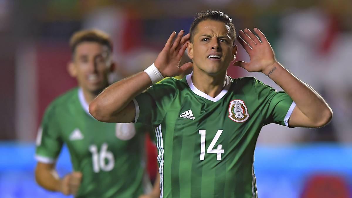 México evitó la tragedia y venció en los últimos minutos a Trinidad ... 8da702a10a7dd
