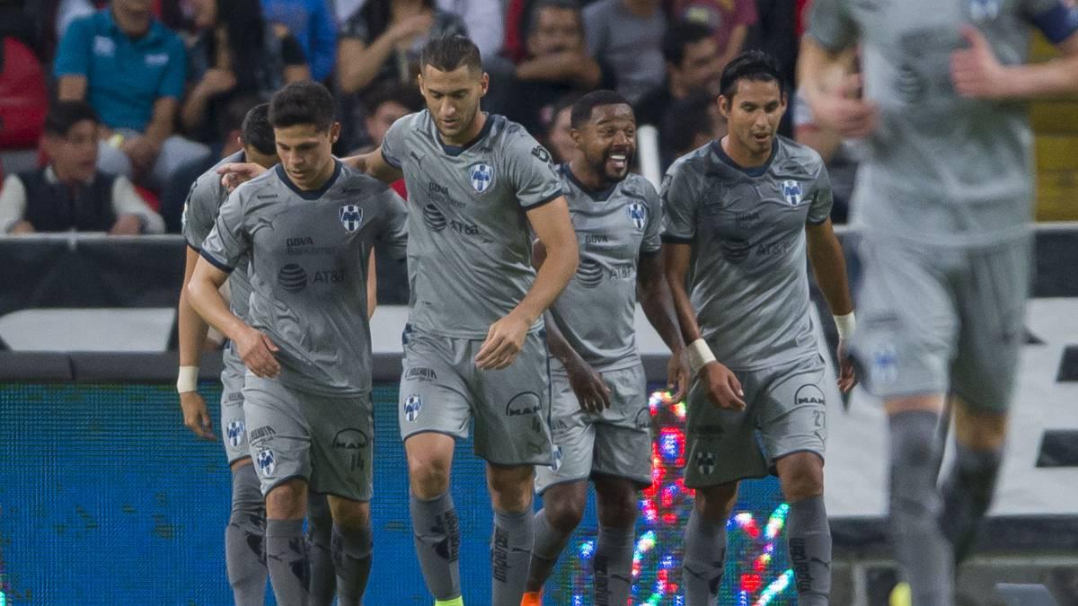 Atlas vs Monterrey (0 1): Resumen del partido y goles AS