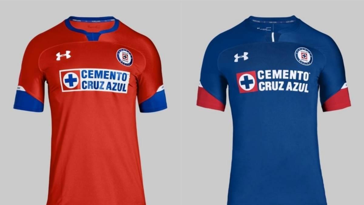 Camiseta de Cruz Azul se vende sin aún ser presentada - AS México 12cb52f46f3ba