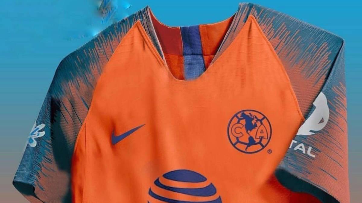 Circula en redes supuesta nueva playera de América - AS México ea3fdc00d6619