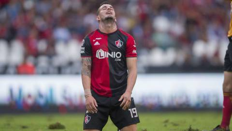 Atlas vs Tijuana, Liga MX