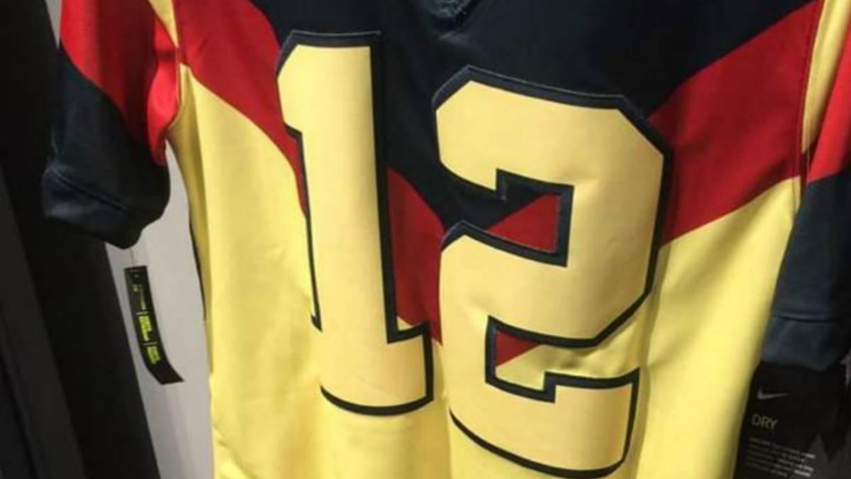 timeless design 2af2b baf0b América vendería camiseta edición especial de fútbol ...