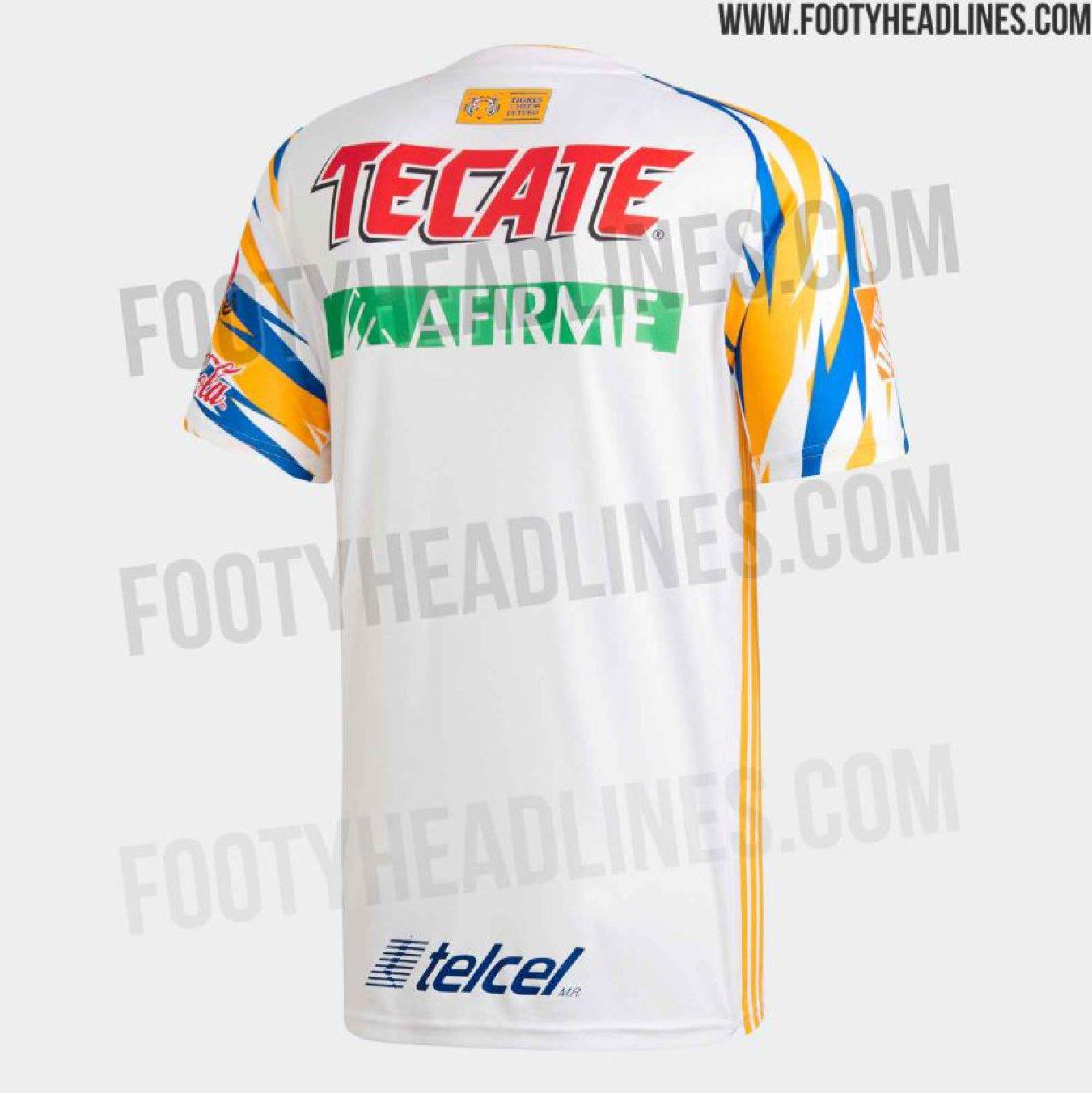 Circula posible tercer uniforme de Tigres para el Clausura 2019 - AS ... 95f3203d06e94