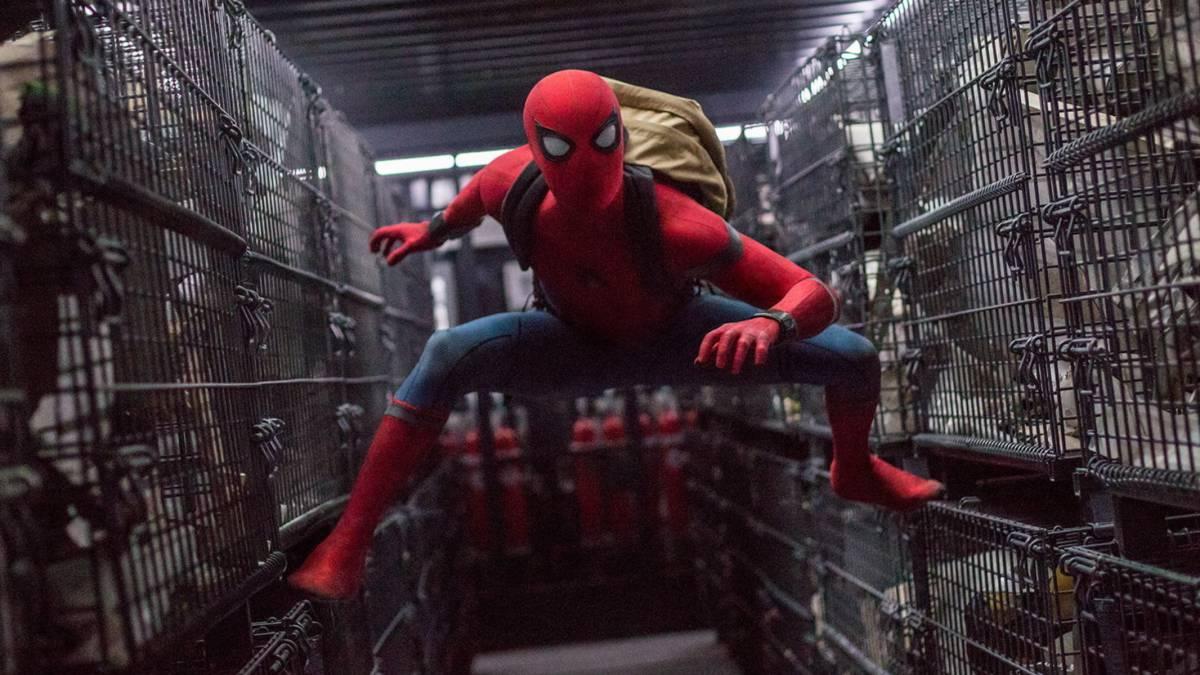 Resultado de imagen para spiderman 2019