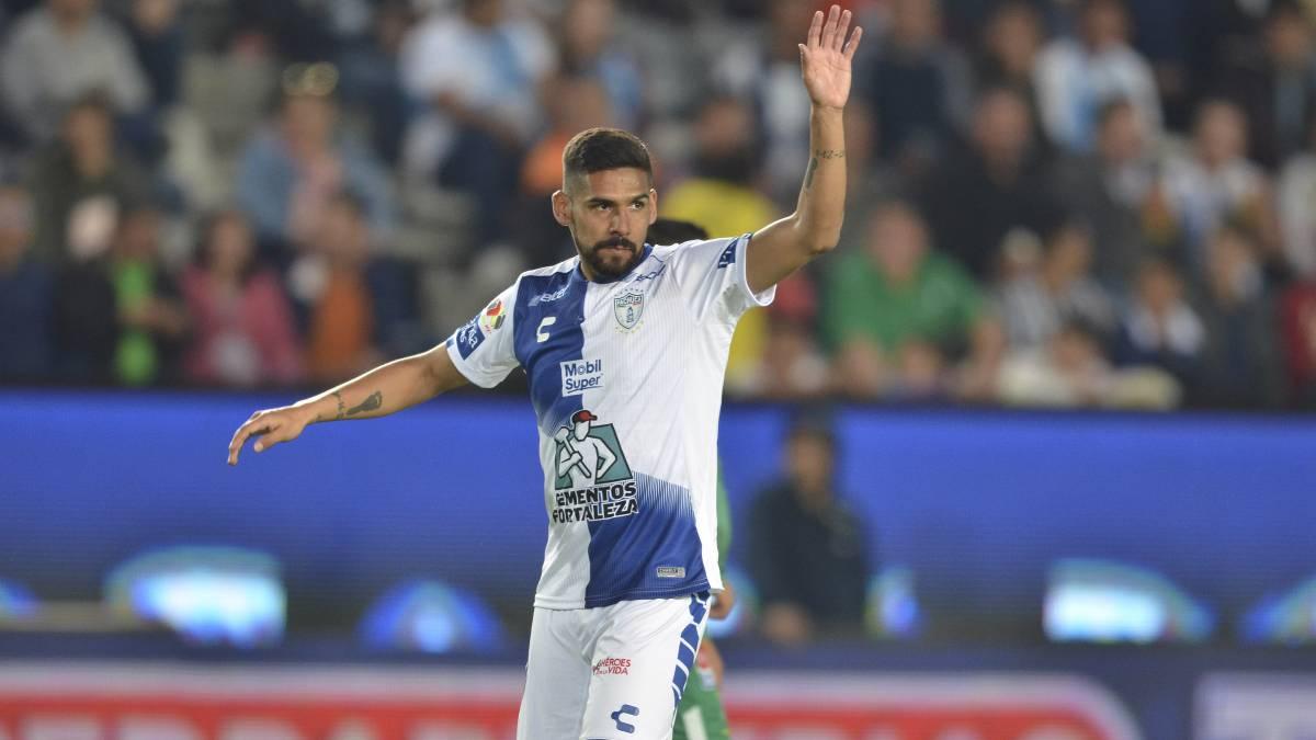 Franco Jara alcanza 100 partidos como jugador del Pachuca - AS México