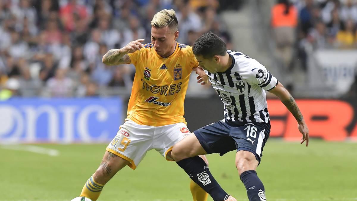 Monterrey – Tigres (1 1): resumen del partido y goles AS