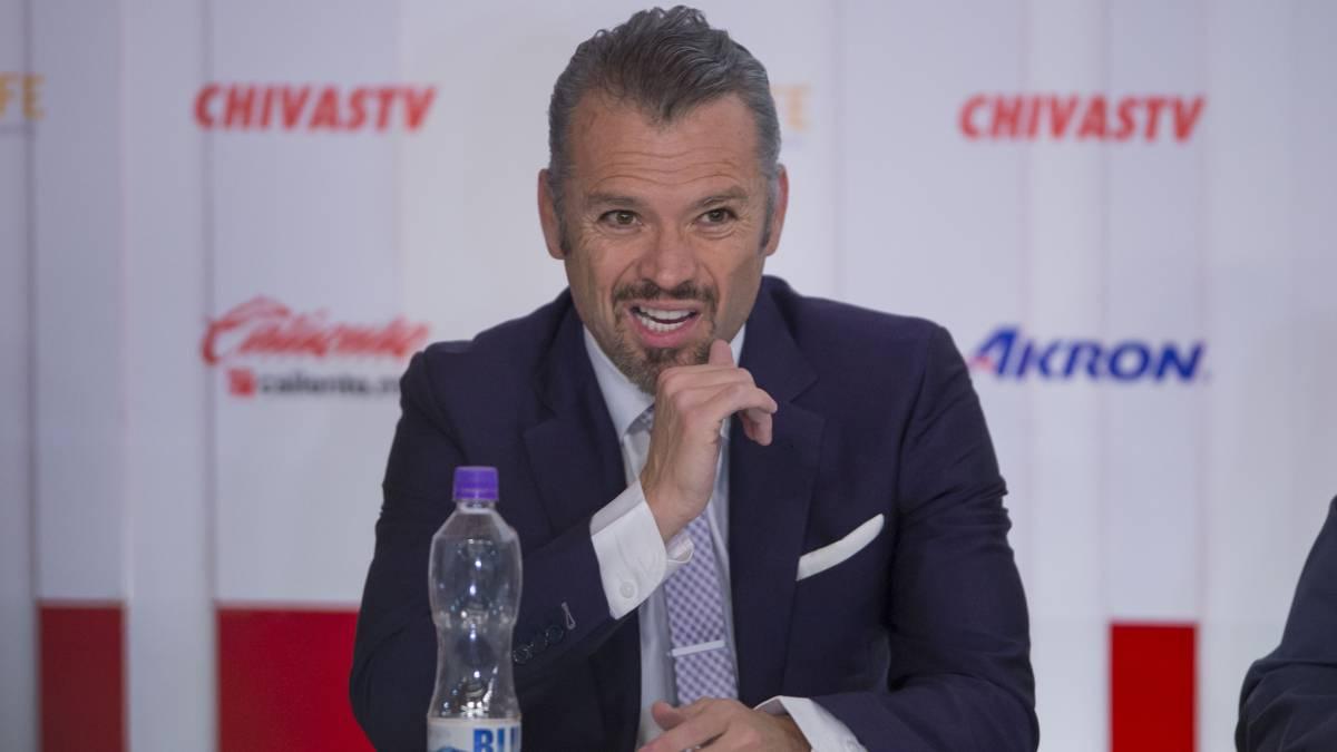 """José Luis Higuera: """"El equipo viene a la baja"""" - AS México"""