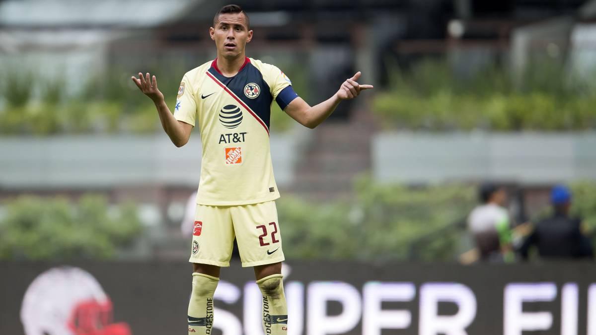 Paul Aguilar desea retirarse con la camiseta del América - AS México