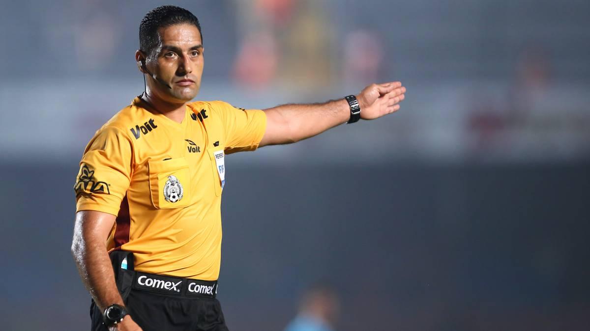 """Ex árbitro revela que la FMF despidió con engaños a Adalid Maganda y asegura el silbante es """"buena persona"""""""
