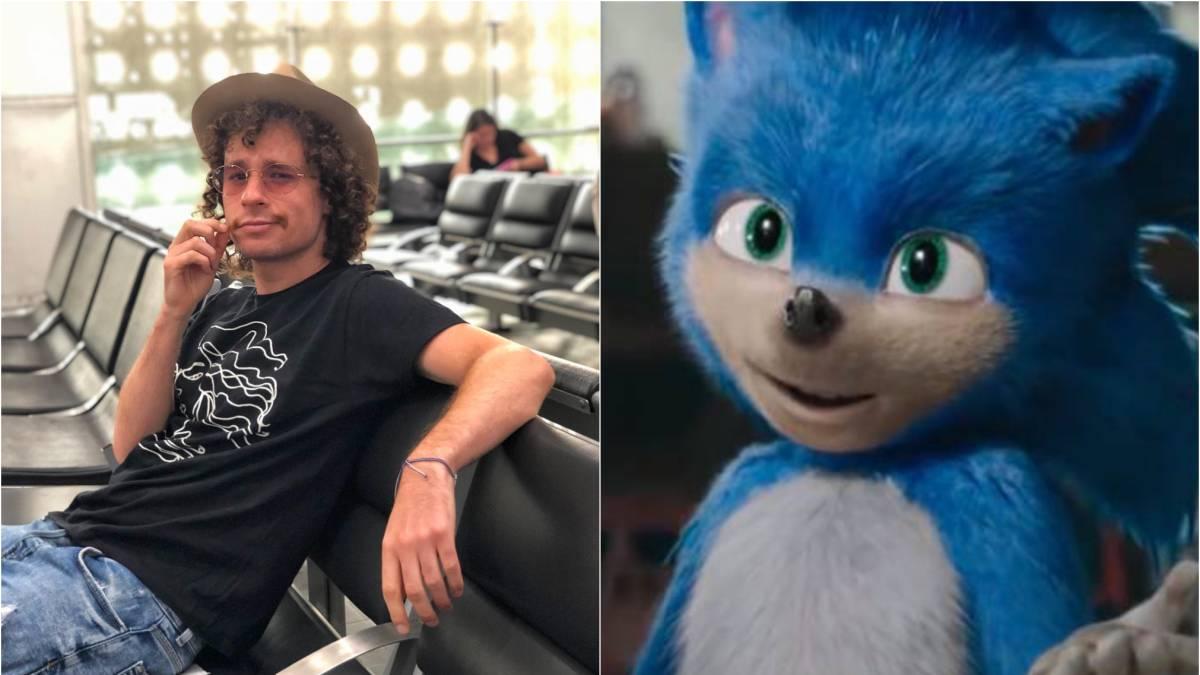 Resultado de imagen para sonic the hedgehog luisito comunica