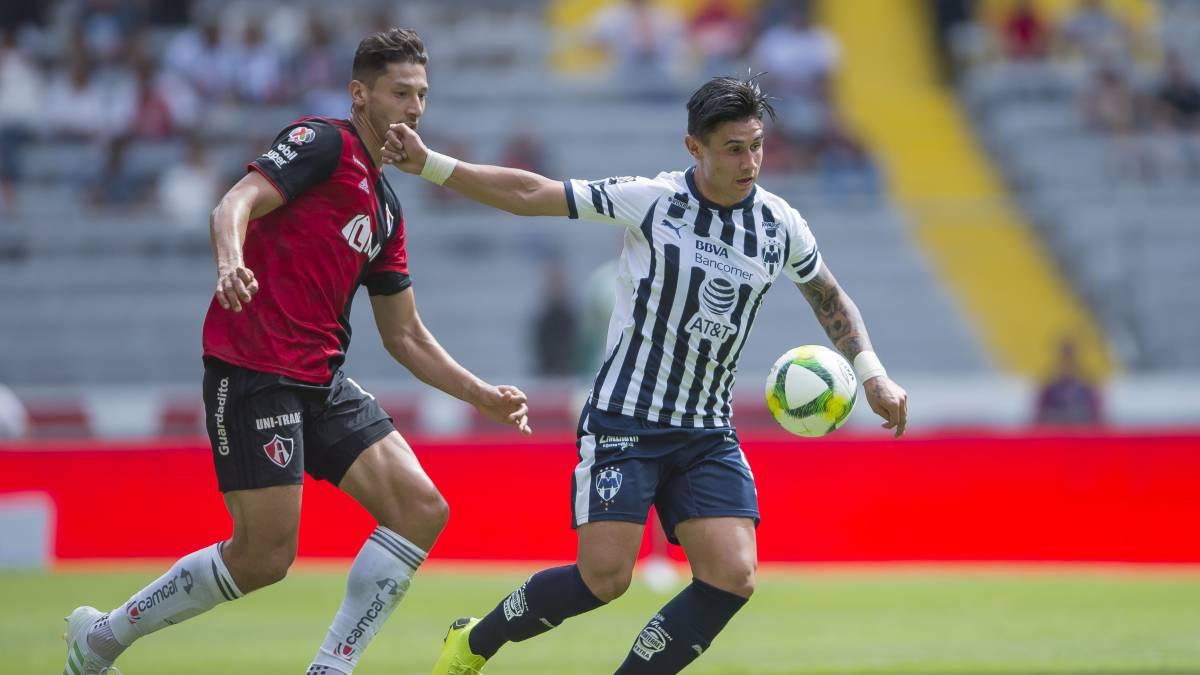 Atlas Monterrey (2 0): Resumen del partido y goles AS México