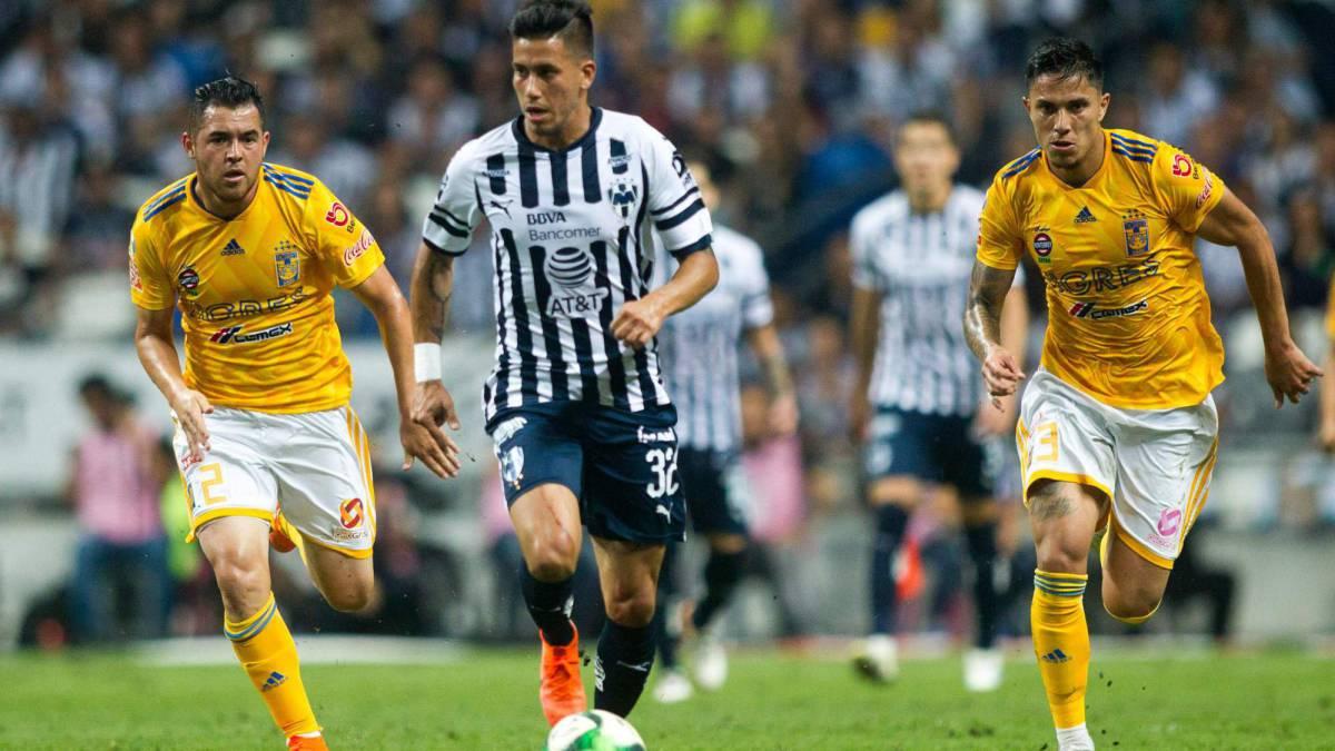 Tigres – Monterrey, cómo y dónde ver; horario y TV online - AS México