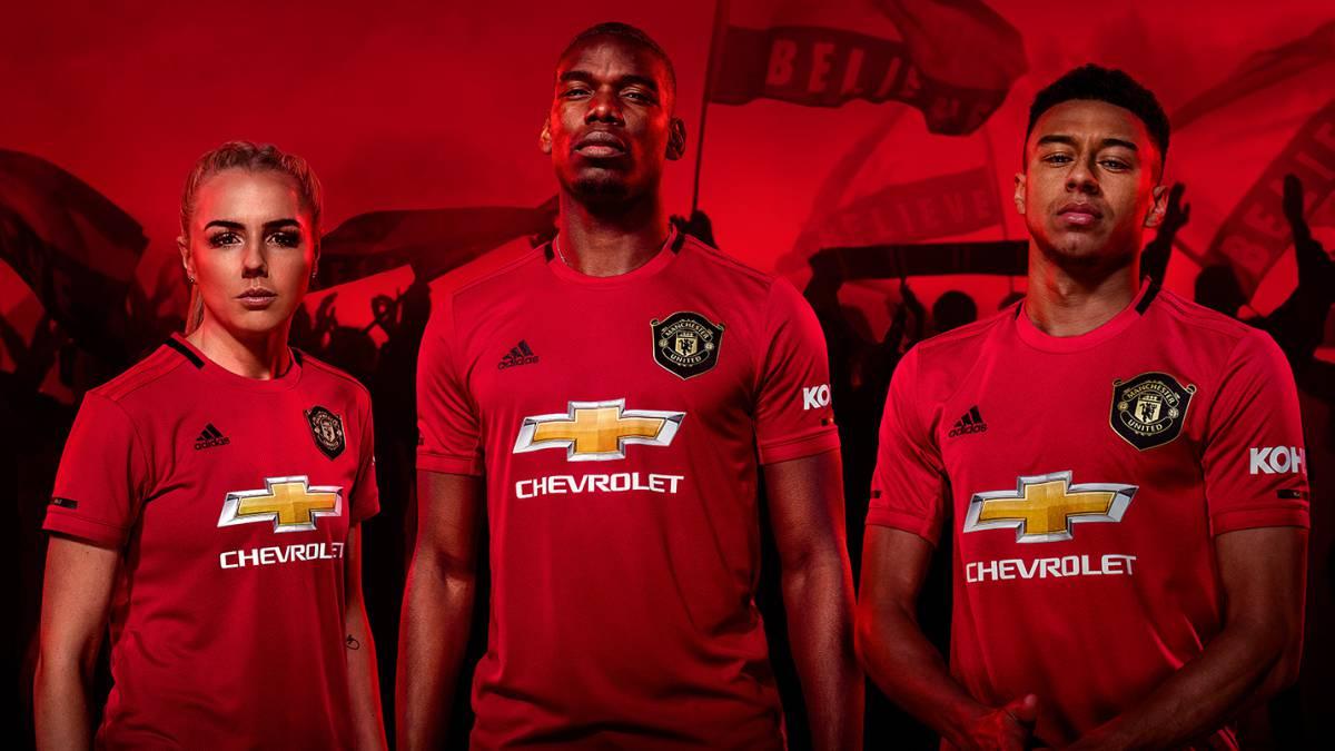 bd67e7d44 Adidas lanza jersey conmemorativo del Manchester United a 20 años del  triplete