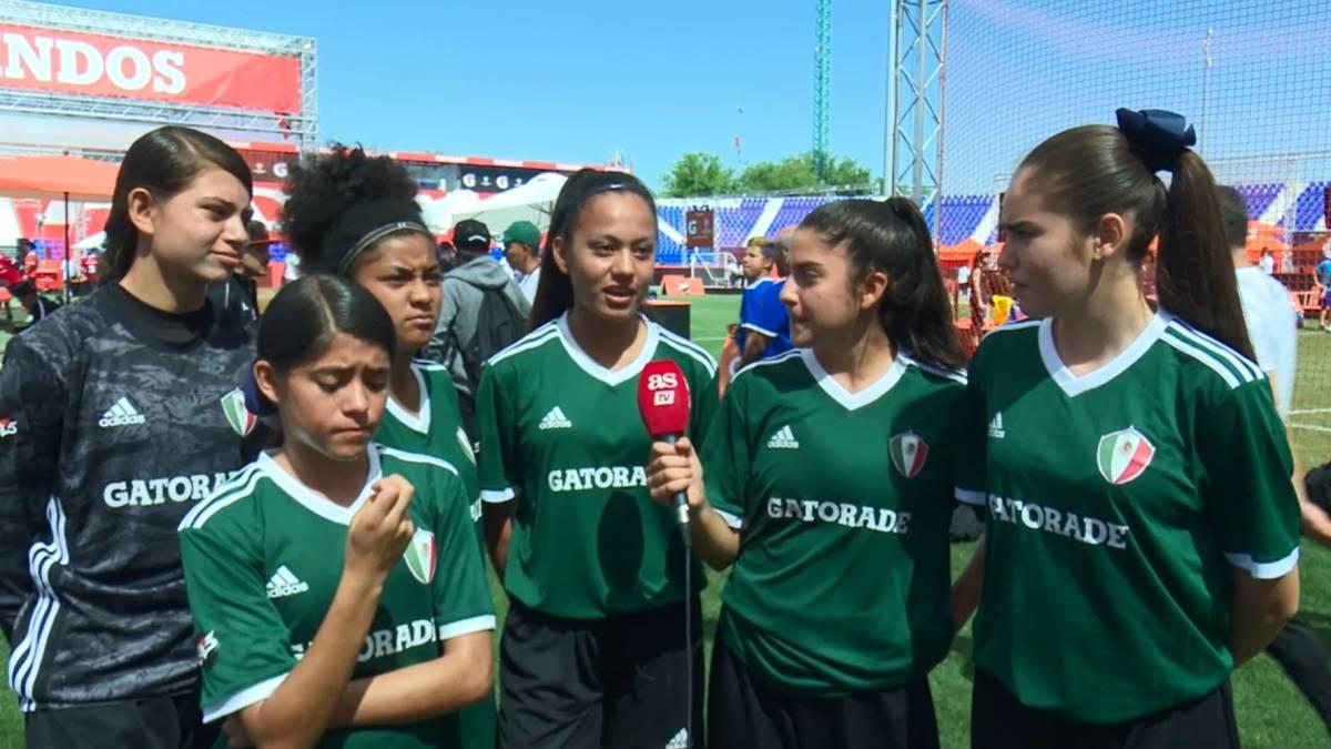 El Equipo Mexicano Habló Sobre El Torneo Gatorade 5v5 As México