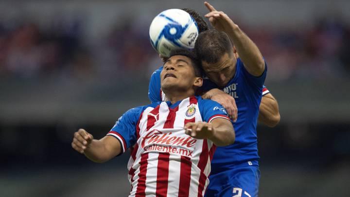 Cruz Azul Chivas 1 1 Resumen Del Partido Y Goles As Mexico