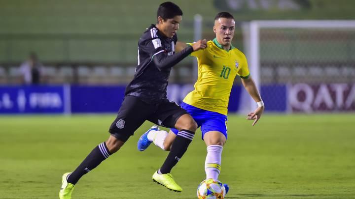 Brasil Sub-17, camepón