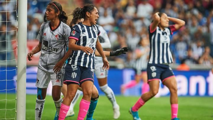 Monterrey Atlas (1 0): resumen del partido y gol AS México