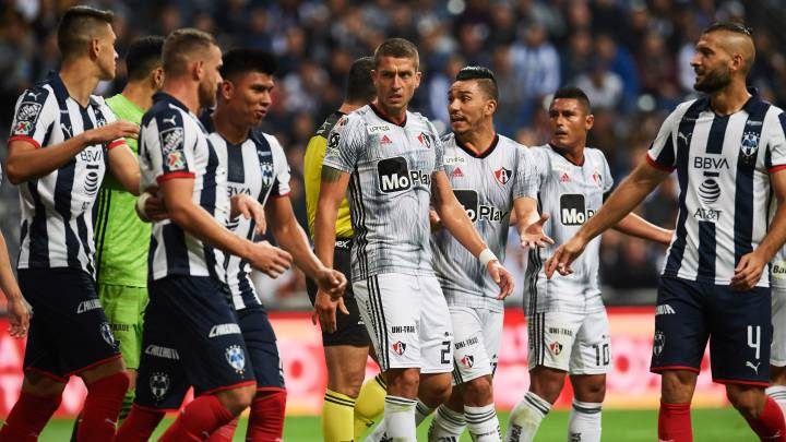 Monterrey Atlas (2 0): resumen del partido y goles AS México