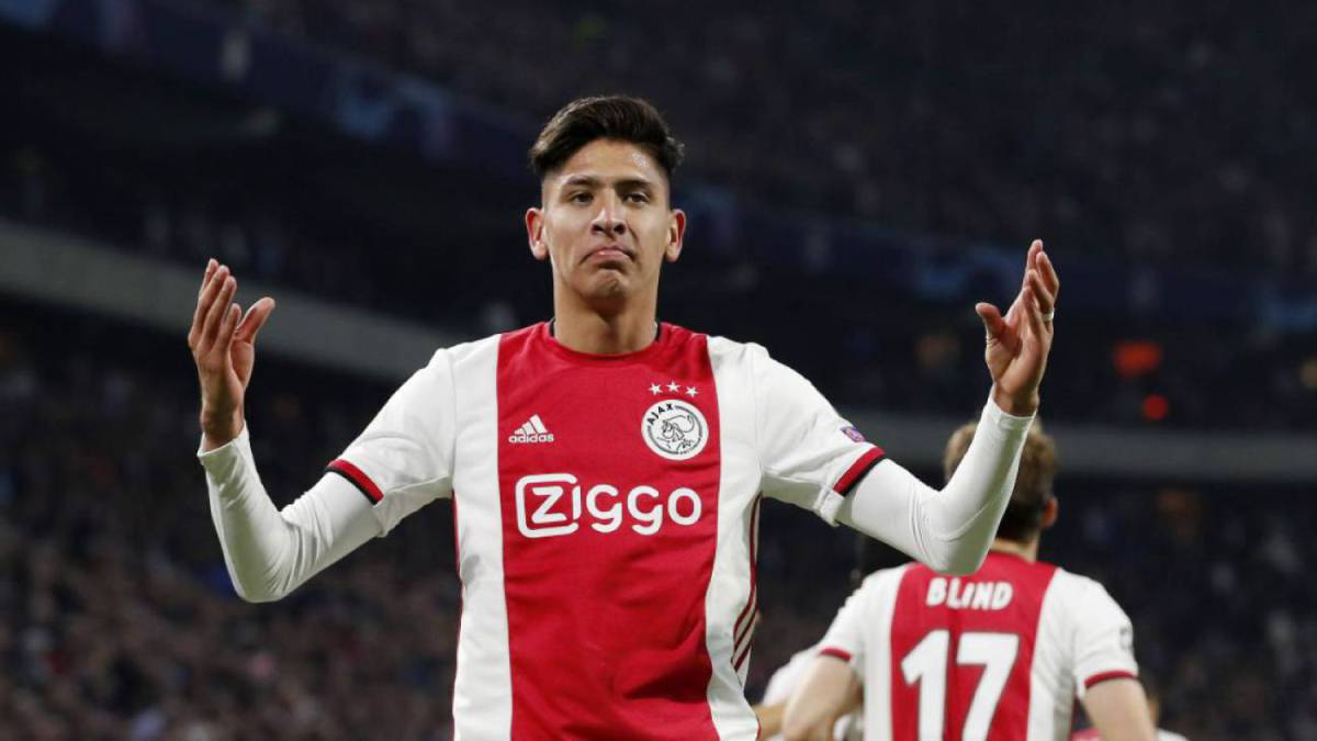 Edson Álvarez poco a poco pierde protagonismo en el Ajax - AS México