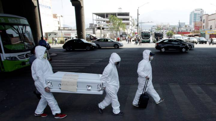 Coronavirus en México: resumen, muertos y casos del 20 de abril - AS México