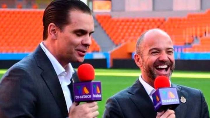 El impresionante choque de Luis García en Madrid que reveló Christian Martinoli