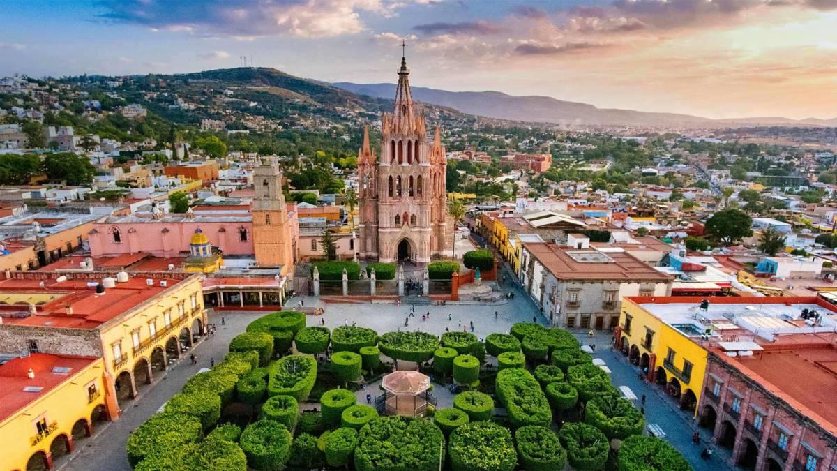San Miguel de Allende es una de las mejores ciudades del mundo, según  World's Best Awards - AS México