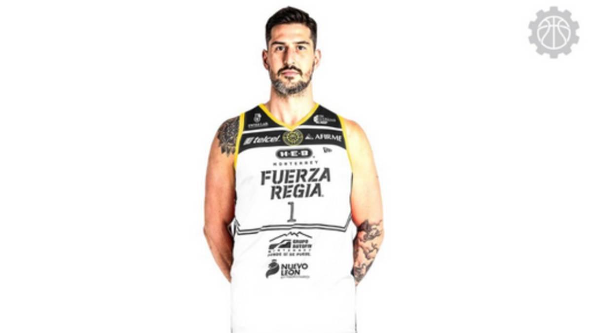 Nicolás Romano se presenta como jugador de Fuerza Regia - AS México