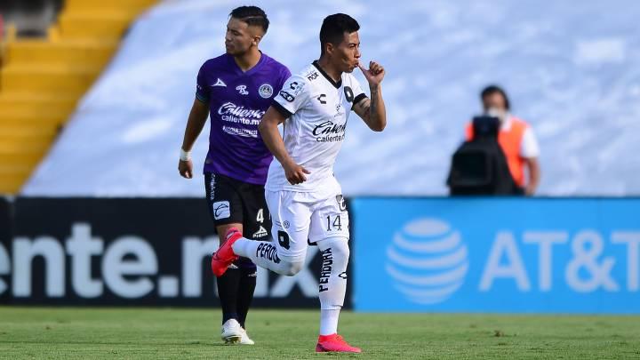 Mazatlán FC suma su primer punto en su historia en la Liga Mx con su empate de último minuto ante Querétaro