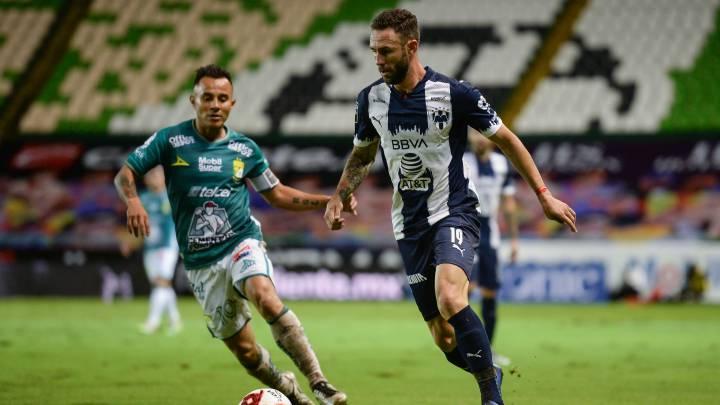 León - Monterrey (1-0): resumen del partido y gol - AS México