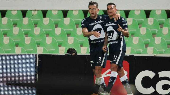 En honor revolución que te diviertas  Santos Laguna - Pumas (1-2): resumen del partido y goles - AS México