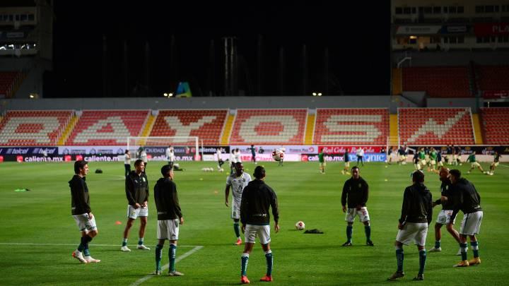 Necaxa abrirá su estadio al público ante Atlético San Luis, será el segundo equipo en recibir aficionados en el Guard1anes 2021
