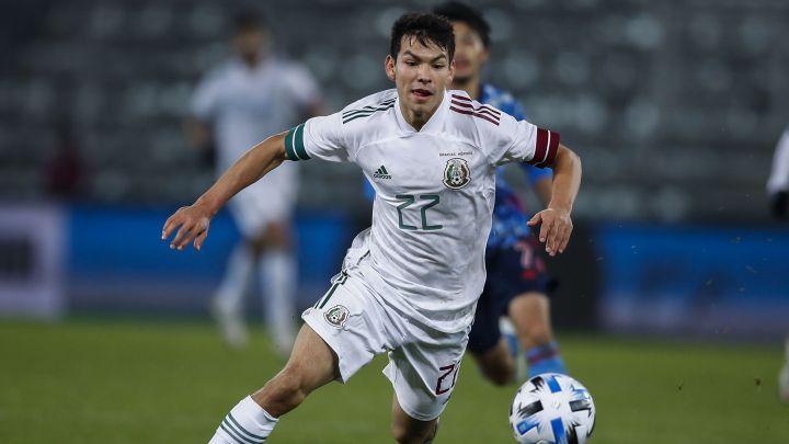 Selección Mexicana vence a Japón en su último partido de 2020, Raúl Jiménez e Hirving Lozano anotaron los goles del triunfo