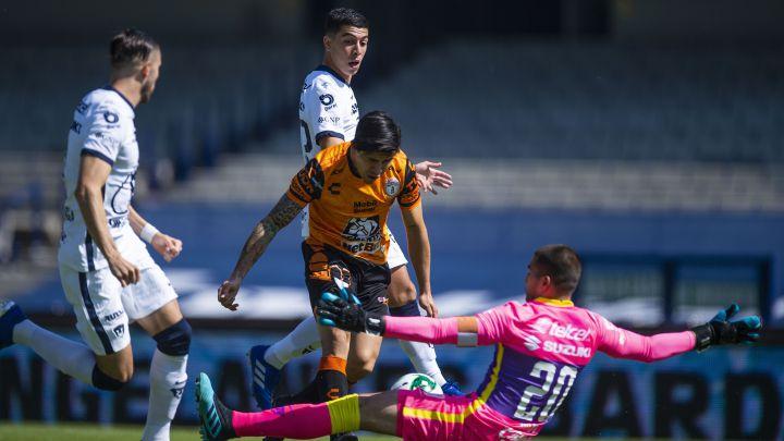 Pumas avanza a semifinales tras empatar con Pachuca en la vuelta de los cuartos de final