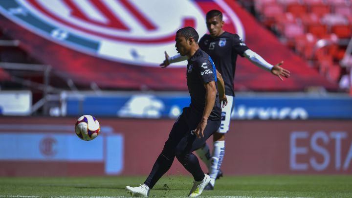 Toluca - Querétaro en vivo hoy: jornada 1, Clausura Liga MX - AS México