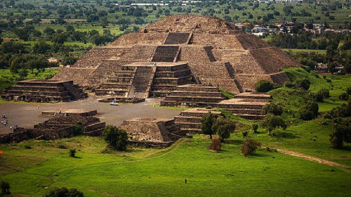 Pirámides de Teotihuacán permanecerán cerradas en el inicio de la primavera  - AS México