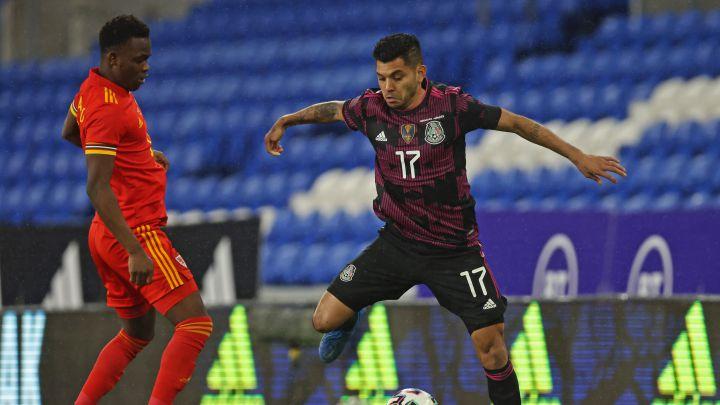 Gales derrota a México en partido con pocas emociones, el Tata vio cortada una racha sin derrotas