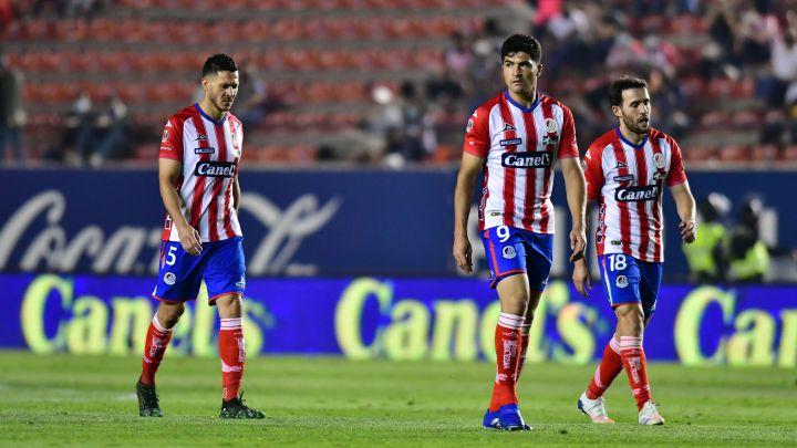 Atlético de Madrid dejaría al Atlético de San Luis - AS México
