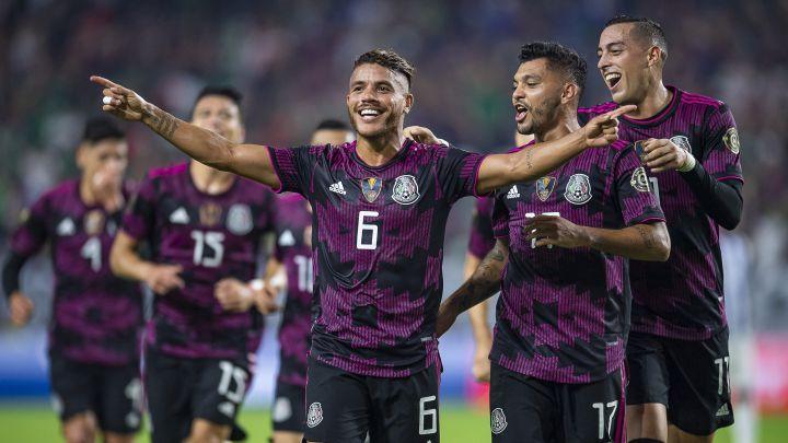 México - Honduras (3-0): Resumen del partido y goles - AS México